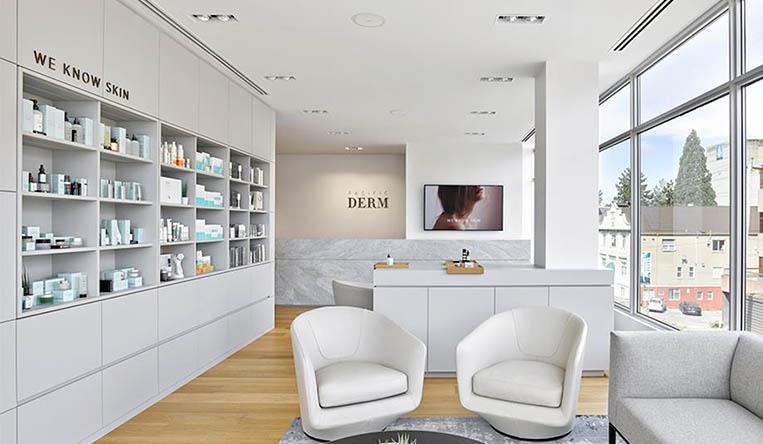美容医疗护理中心设计