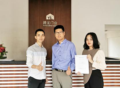 顺利签约200方广州办公室装修项目