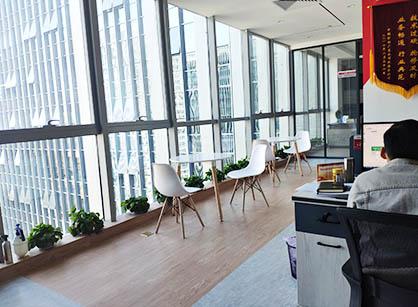 新的办公室,新的体验