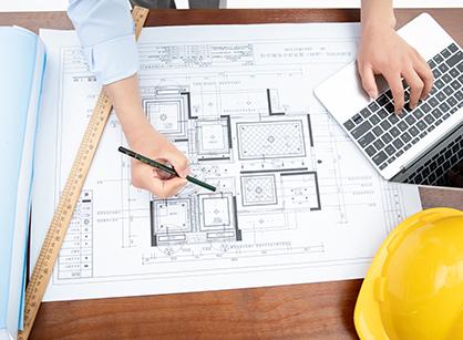 办公室装潢施工图纸怎么绘制