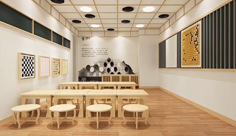 广州尚道国艺馆装修设计