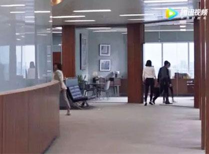 最近热播的《精英律师》律师所办公室设计