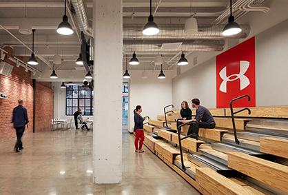 广州装修设计公司告诉你如何带动办公室气氛
