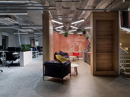 广州装修设计公司如何将不起眼的空间打造成风格独特的办公室