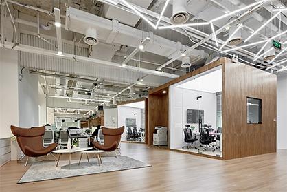 办公室装修设计内容三个层次的目标
