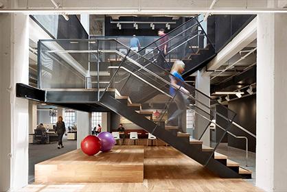 完美规划的办公室装修时怎么样的?