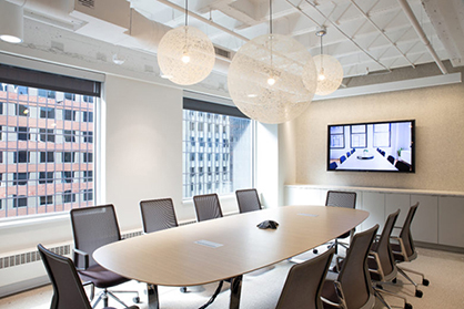办公室装修怎样挑选壁纸能显得高级?