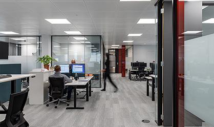 越秀办公室装修方法要怎样做才能抓住细节?