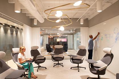 如何让番禺办公室装修变得更加有内涵?