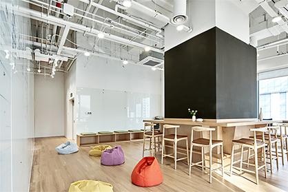 怎样使得番禺办公室装修更加具有文化内涵?