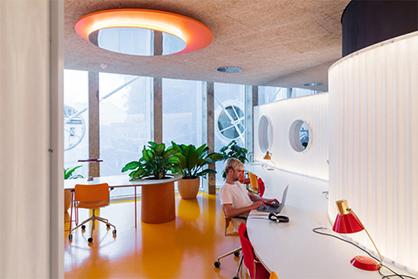 海珠办公室装修的创新如何做?