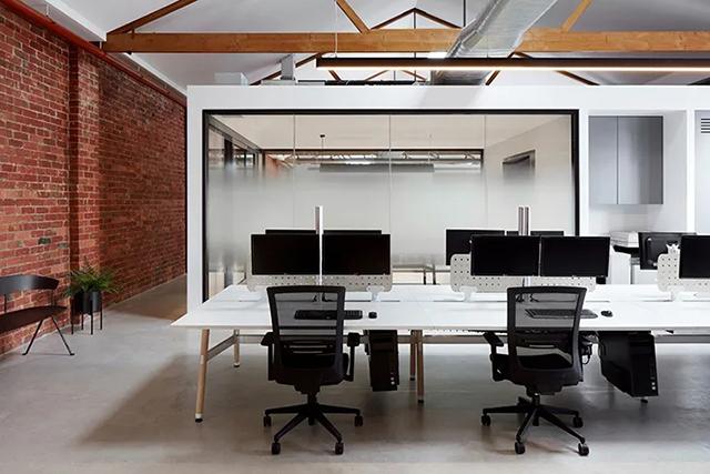 如何将老厂房爆改成时尚办公室装修