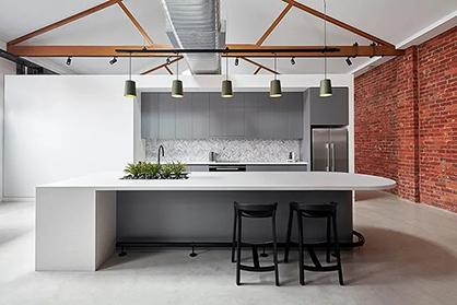 白云餐饮空间办公室装修设计师怎么样的?