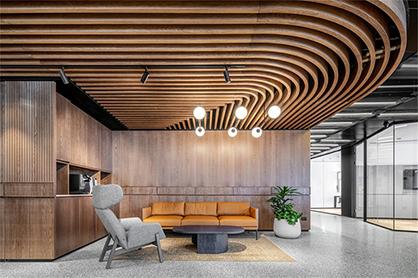 广州天河办公室装修时选择设计公司很重要