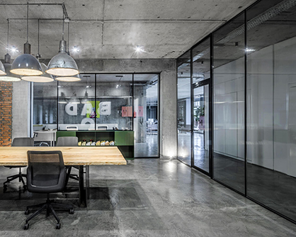 夏天的广州办公室装修设计注意事项有哪些?