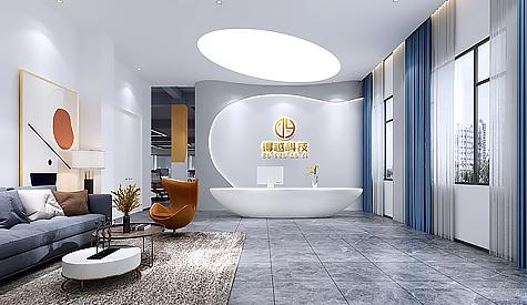 广州得越科技办公室装修设计