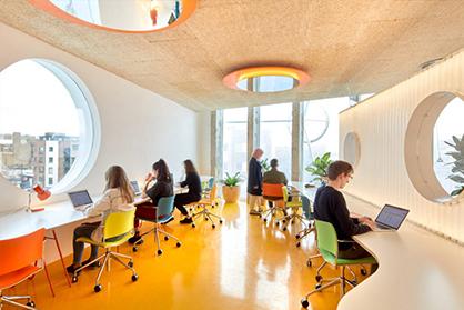 广州办公室装修设计中常见的问题怎样处理?