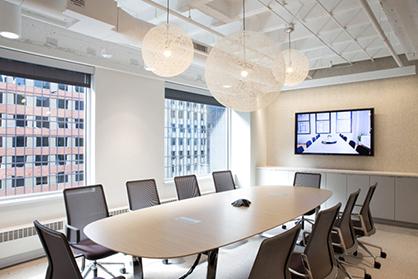 天河办公室装修设计有什么好的技巧?