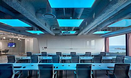 简约办公室装修风格有哪些特点?