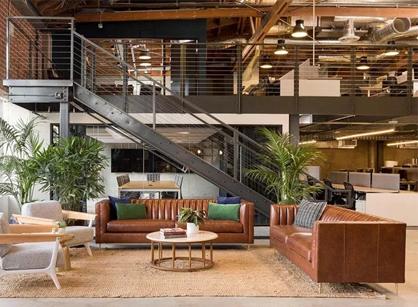 走!去见识下一美元剃刀DSC加州总部办公室装修设计