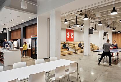 天河办公室装修中企业文化如何展现?