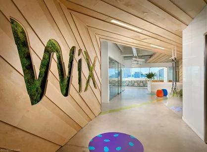 Wix.com迈阿密海滨办公室装修设计欣赏