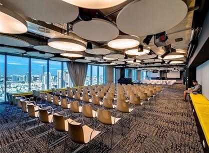 走进谷歌特拉维夫新办公室装修设计空间