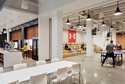 不同行业的办公室装修前台应该要怎样做?