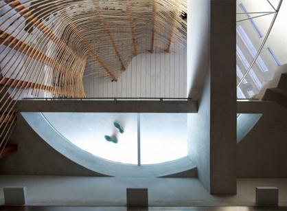 巴西Glem办公室装修设计空间欣赏