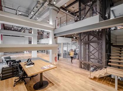 Moroglu Arseven土耳其律师所办公室设计装修欣赏