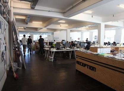 走进Big architects工作室办公室装修设计空间