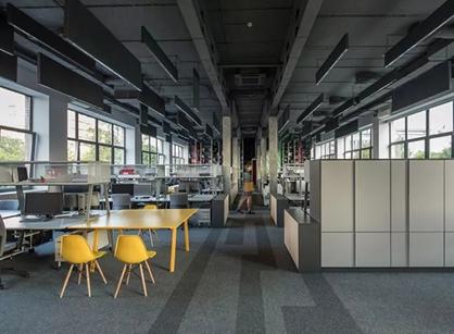 分享来自乌克兰建筑规划设计办公室装修空间