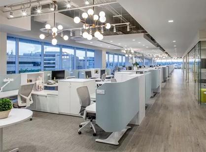 Kendra scott奥斯汀总部办公室装修设计空间分享