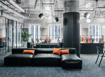 电气专家Expert Electric莫斯科办公室装修设计欣赏