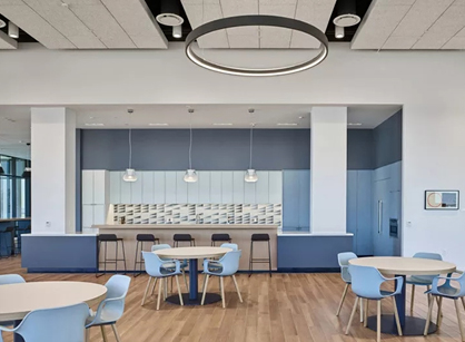 走进波士顿BCG咨询集团洛杉矶总部办公室装修设计