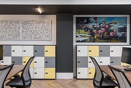 怎样打造独特的办公室企业装修形象?