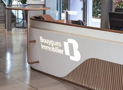 来自Bouyues Immobilier 法国地产办公室装修设计