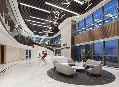 立信BDO会计事务所北京办公室设计分享