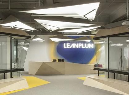 Leanplum科创企业索菲亚办公室设计空间