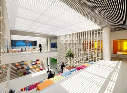 TWA阿卜杜拉国王经济城国际学校设计