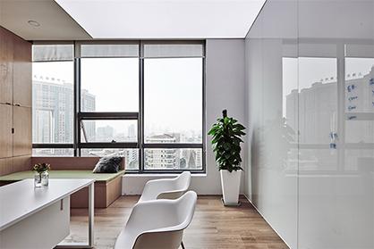 这才是企业老板想要的办公室装修设计效果