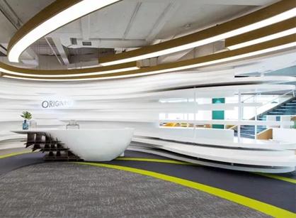 成都东原原空间联合办公设计分享