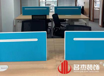 广州云端商贸办公室装修设计项目圆满完工