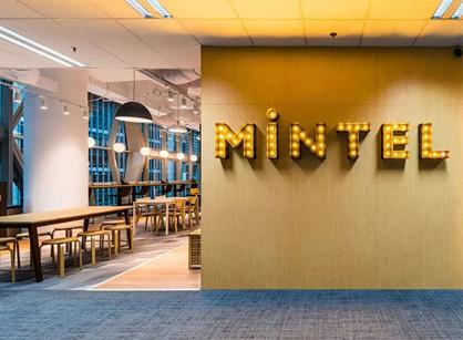 英敏特MINTEL新加坡办公室设计装修分享