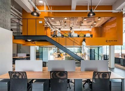 欢迎来到INNOSPACE+新型创业社区设计装修空间