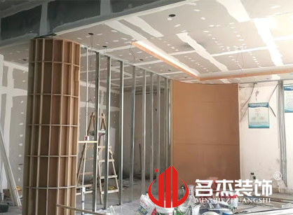 巡工地日记,广州市宇航自动化机械科技装修项目进行中