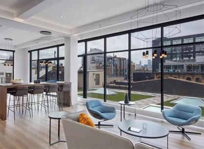 ARGO Group保险集团纽约办公室设计分享