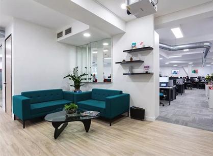 分享Intermusica古典音乐管理机构伦敦办公室装修设计