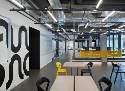 Hubhub联合办公布拉格空间设计分享
