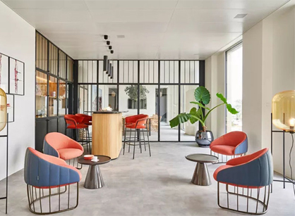 DLG瑞士奢侈品研究咨询机构日内瓦总部办公设计